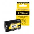 Μπαταρία PATONA Για CANON LP-E6 LPE6 EOS 5D Mark II EOS 7D w